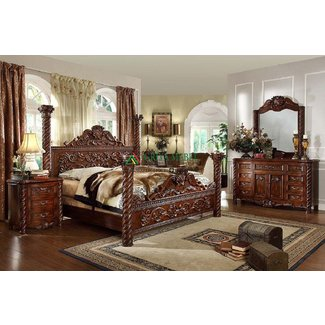 Victorian bed sets