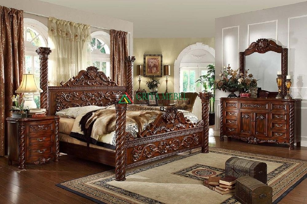 Beau Victorian Bed Sets