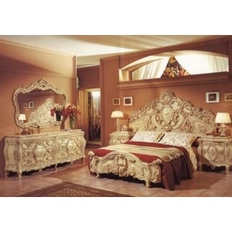 Merveilleux Victorian Mola Bedroom Set