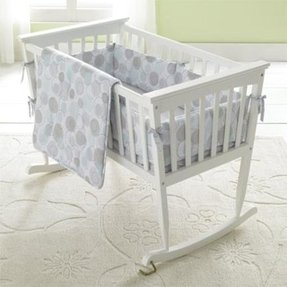 White Wooden Bassinet Ideas On Foter