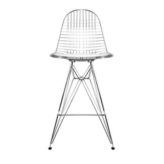 Wire bar stools 3