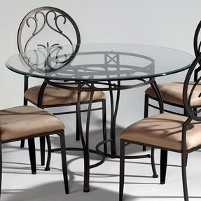 Wrought Iron Counter Height Table Ideas On Foter