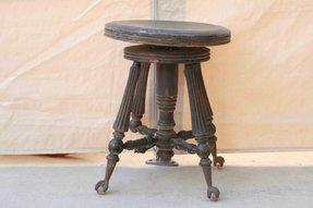 Terrific Antique Piano Stools Ideas On Foter Alphanode Cool Chair Designs And Ideas Alphanodeonline