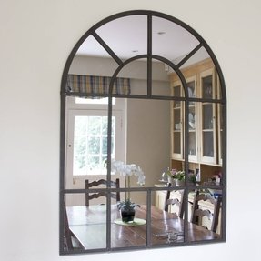 Arched wall mirrors 1