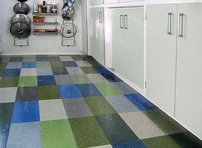 Blue And White Vinyl Flooring Foter