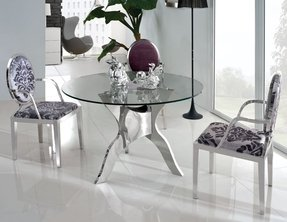Compare prices on round glass top dining table buy low