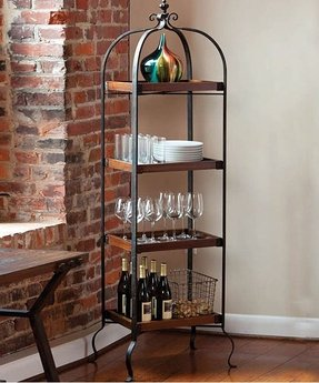 Metal Corner Wine Rack Ideas On Foter