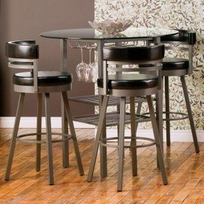 Counter stool bar stool spectator stool