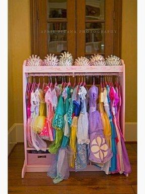 Dress Up Storage Foter