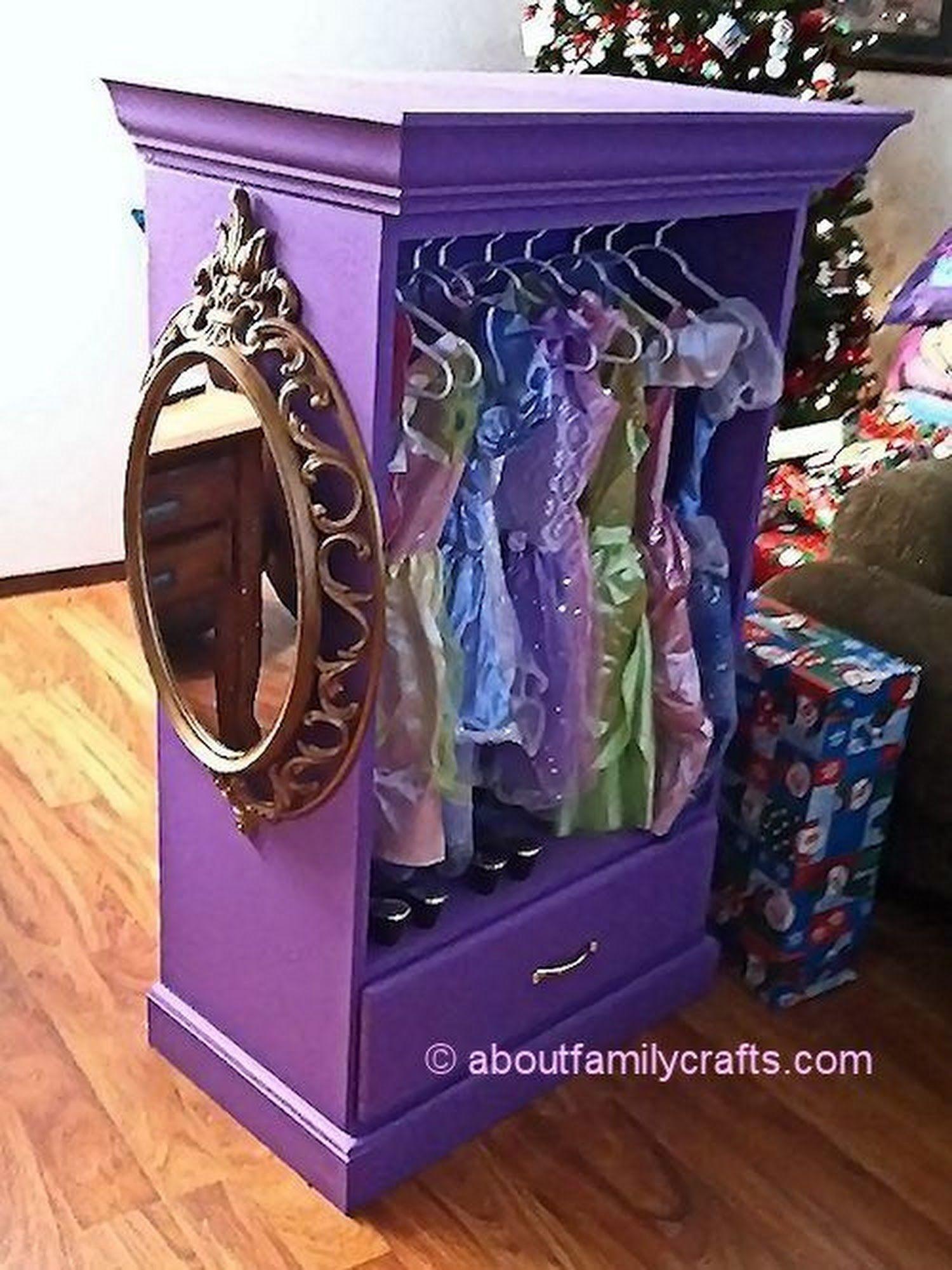 Dress Up Wardrobe Kids