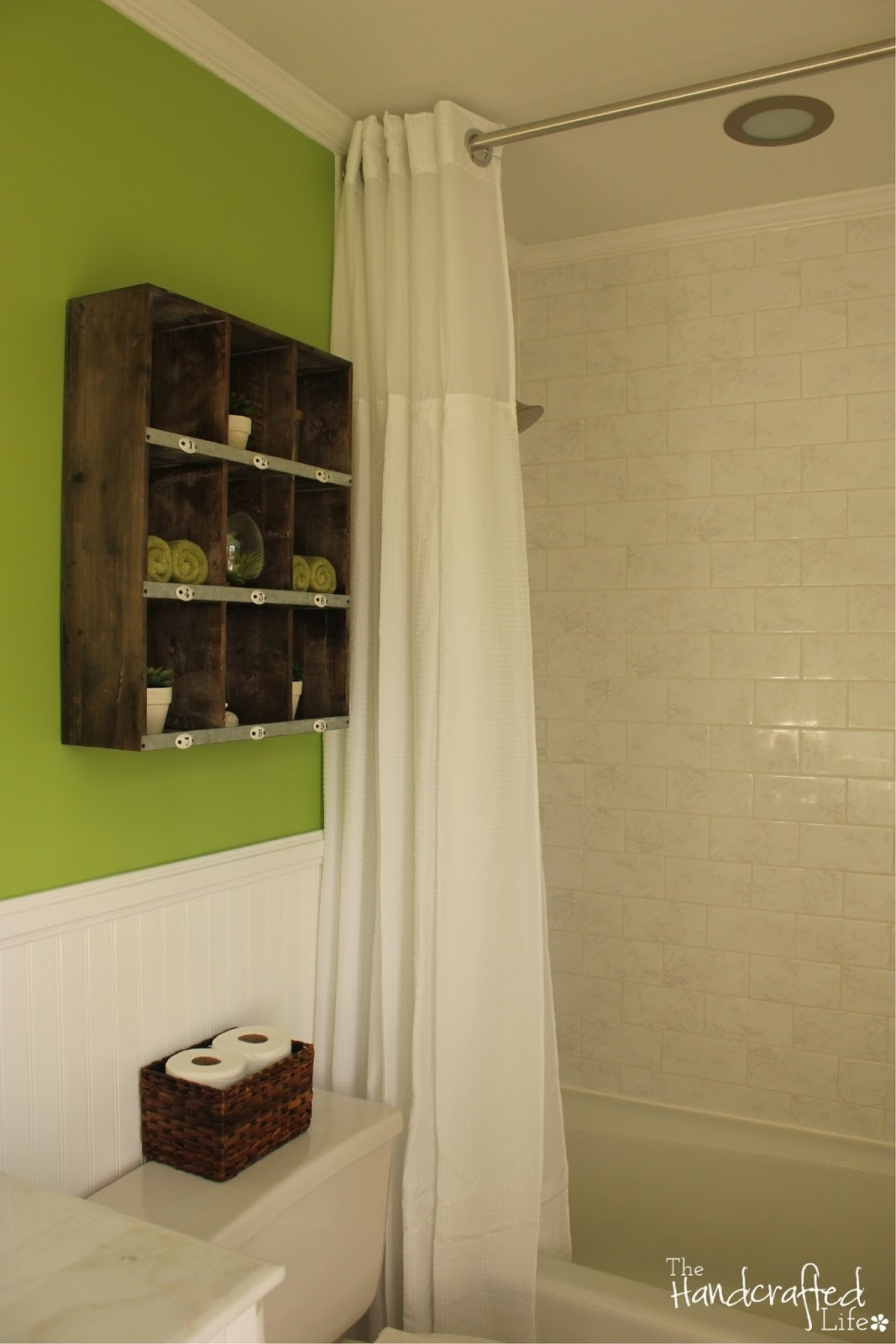 Extra Long Shower Curtain 3