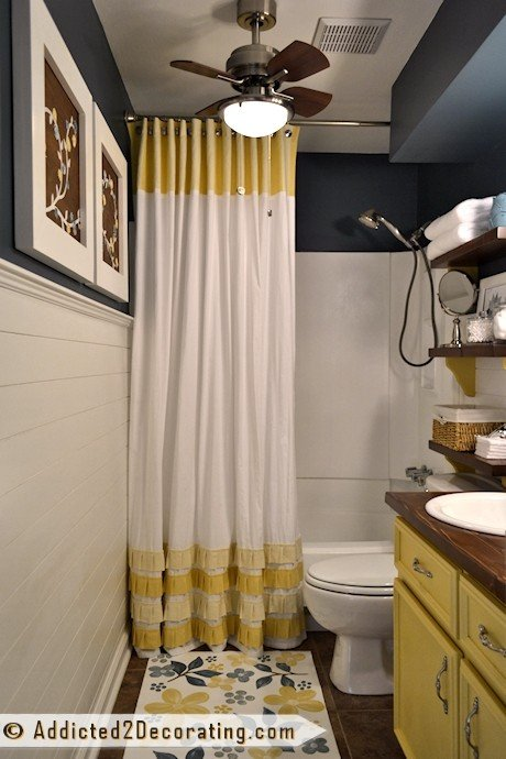Extra Long Shower Curtain 4