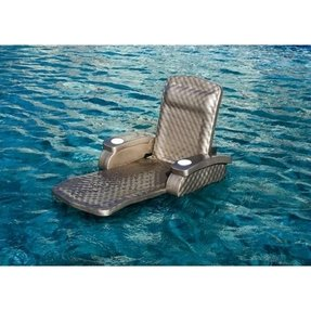 Floating pool cushions