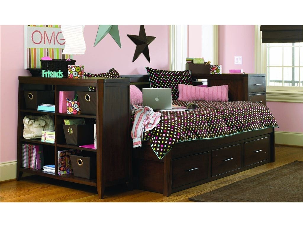 Full Size Daybed With Trundle 1
