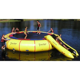 Giant lake inflatables 2