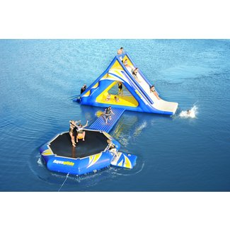 Giant lake inflatables