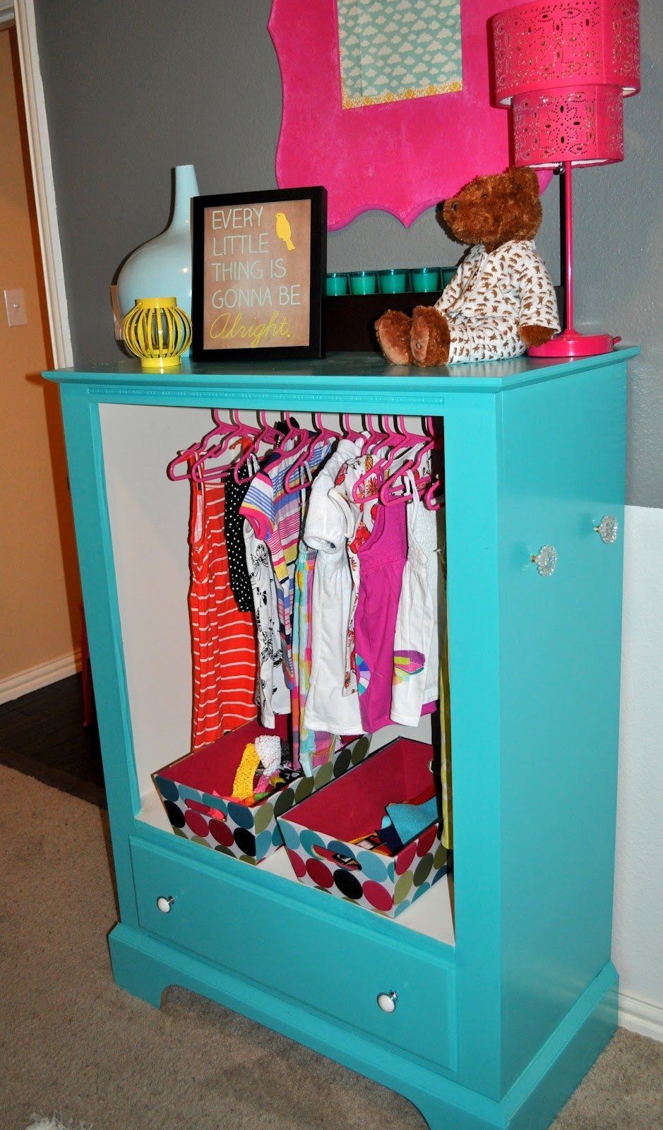 Exceptionnel Girls Dress Up Wardrobe