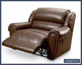 Chair And A Half Recliner Leather - Foter
