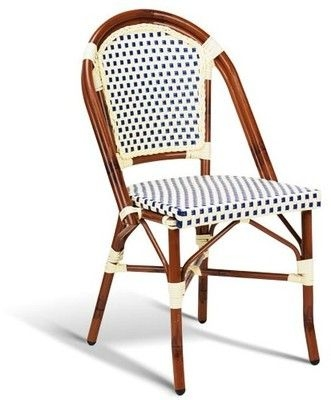 Outdoor chairs cafe rattan french bistro chairs decormore net cafe