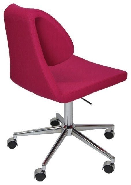Delicieux Pink Swivel Chairs 4