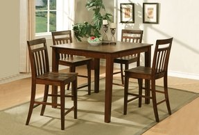 high top pub table sets foter. Black Bedroom Furniture Sets. Home Design Ideas