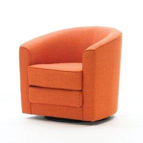 Orange Swivel Chairs - Ideas on Foter