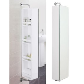 revolving bathroom cabinet rotating bathroom cabinet foter 25585