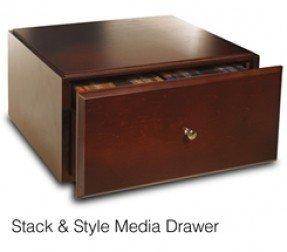 Stackable cd storage boxes  sc 1 st  Foter & Stackable Media Storage - Foter