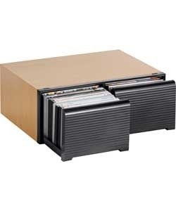 Stackable dvd storage  sc 1 st  Foter & Stackable Media Storage - Foter