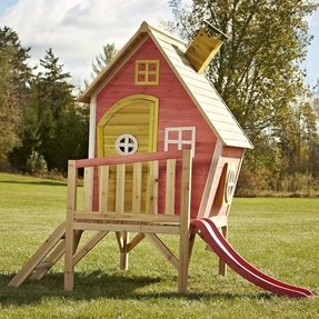 Wood Playhouse Kit Foter