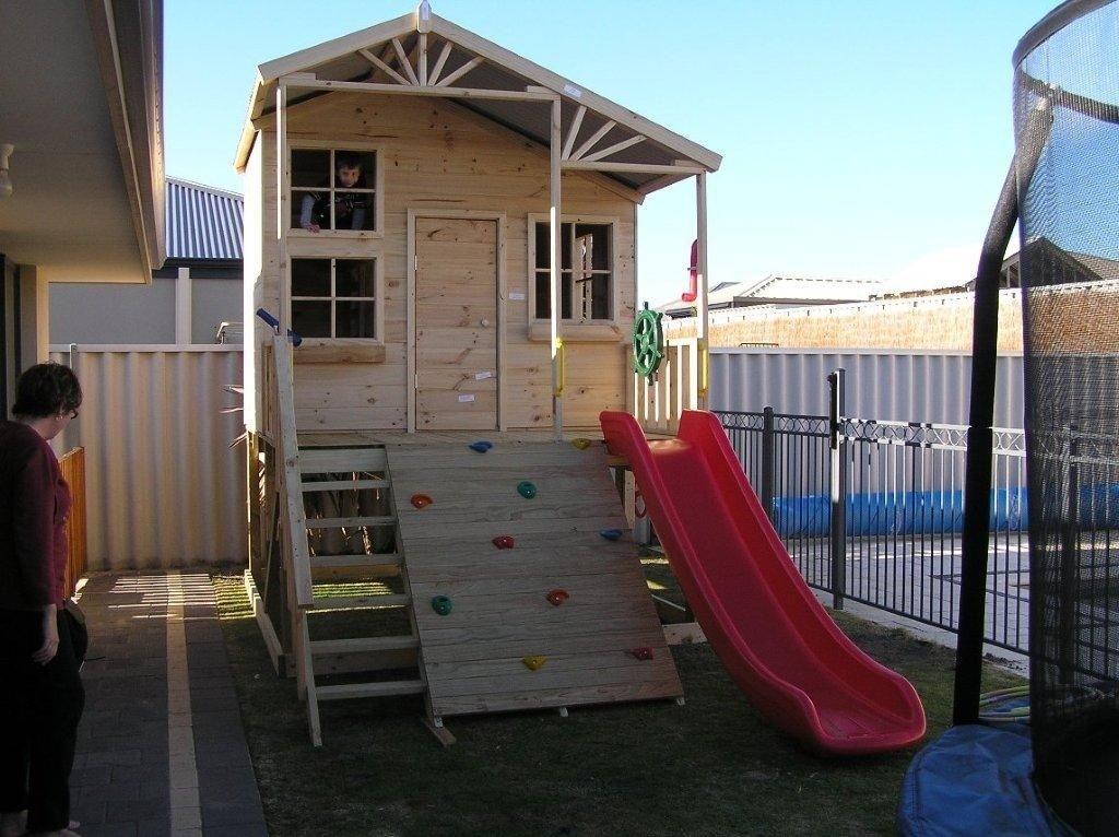 Backyard Forts And Playhouses