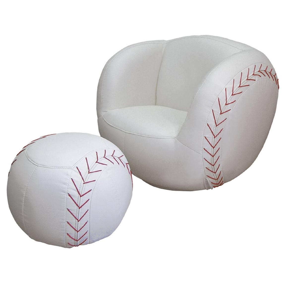 Baseball Bean Bag Chair   Ideas On Foter
