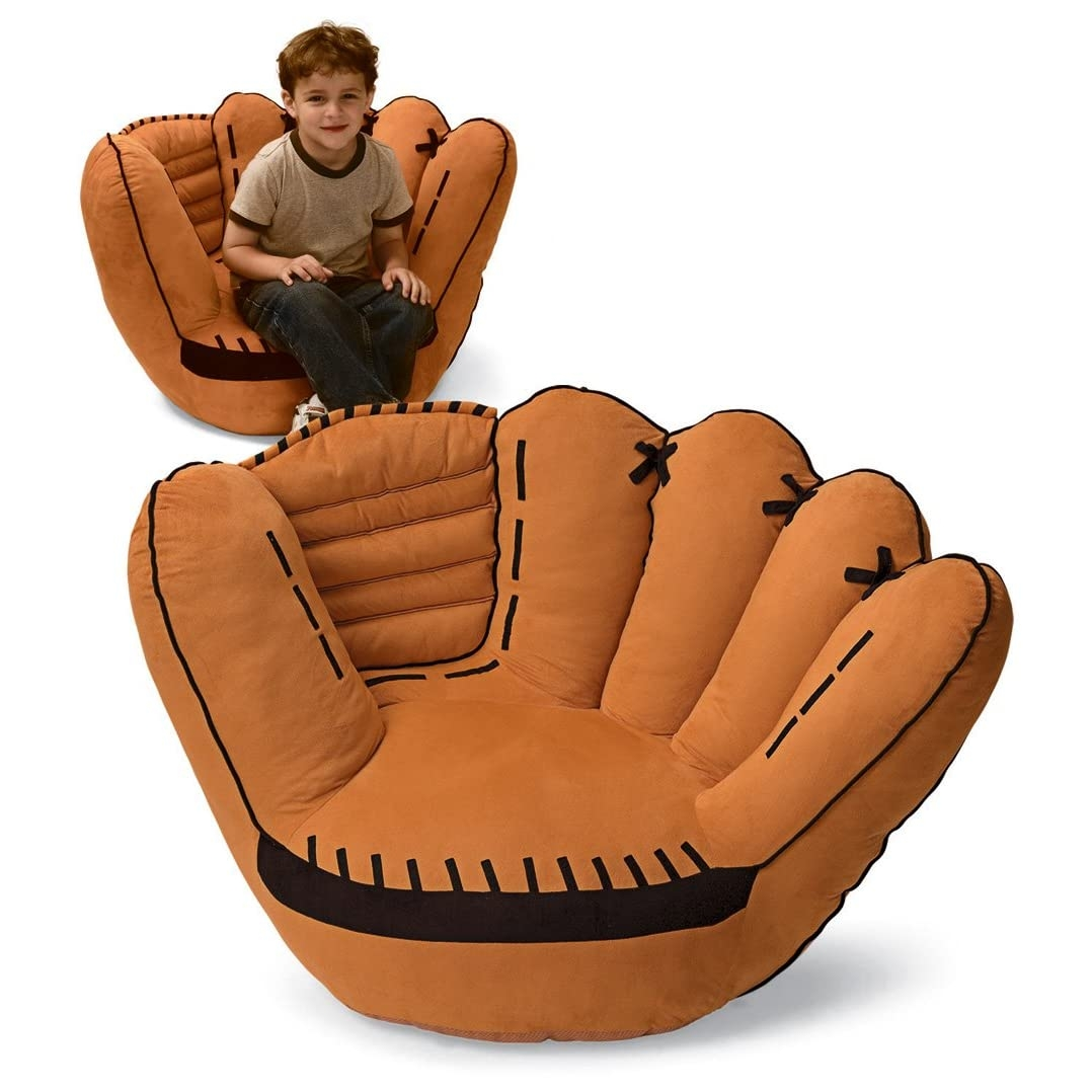 Bon Baseball Bean Bag Chair   Ideas On Foter