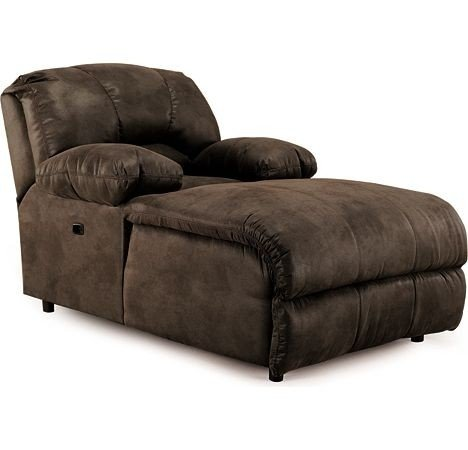 Awesome Reclining Chaise Lounge Chair Indoor