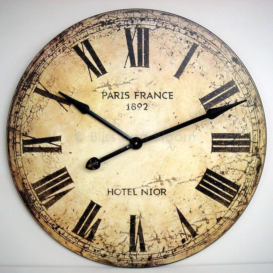 Big Wall Clocks For Sale - Foter