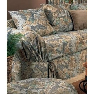 Great Camo Couch Covers 1