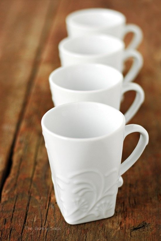 Corelle Coffee Cups 1