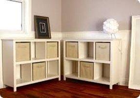 Diy Floating Cube Shelves
