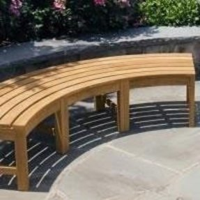 Astonishing Curved Benches Outdoor Ideas On Foter Camellatalisay Diy Chair Ideas Camellatalisaycom