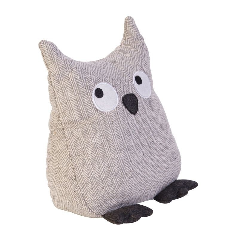Attirant Cute Fabric Owl Door Stop