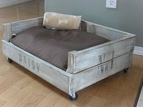 dog bed frame 1 - Dog Bed Frame