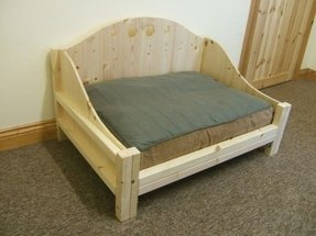 dog bed frame 2 - Dog Bed Frame