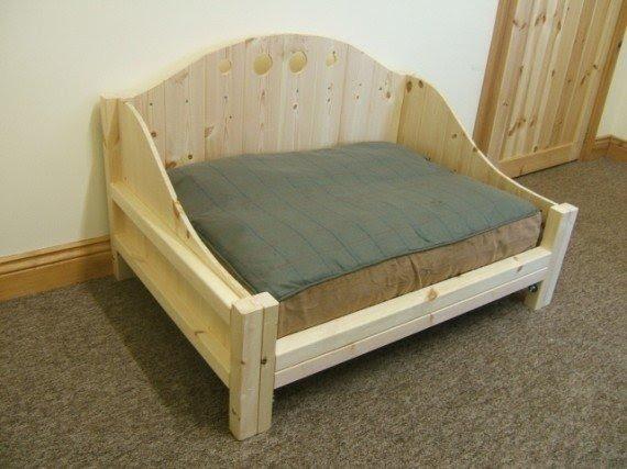 Dog Bed Frame 2
