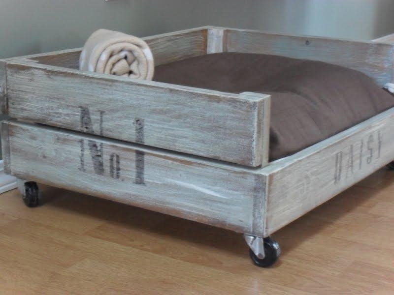 Dog Bed Frame 4