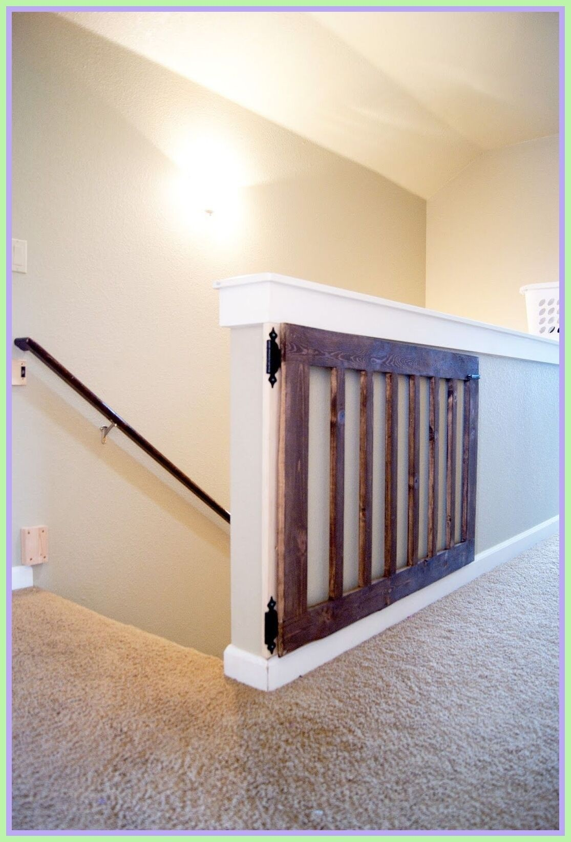 Charming Dog Gate For Stairs