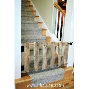 Dog Gate For Stairs Ideas On Foter