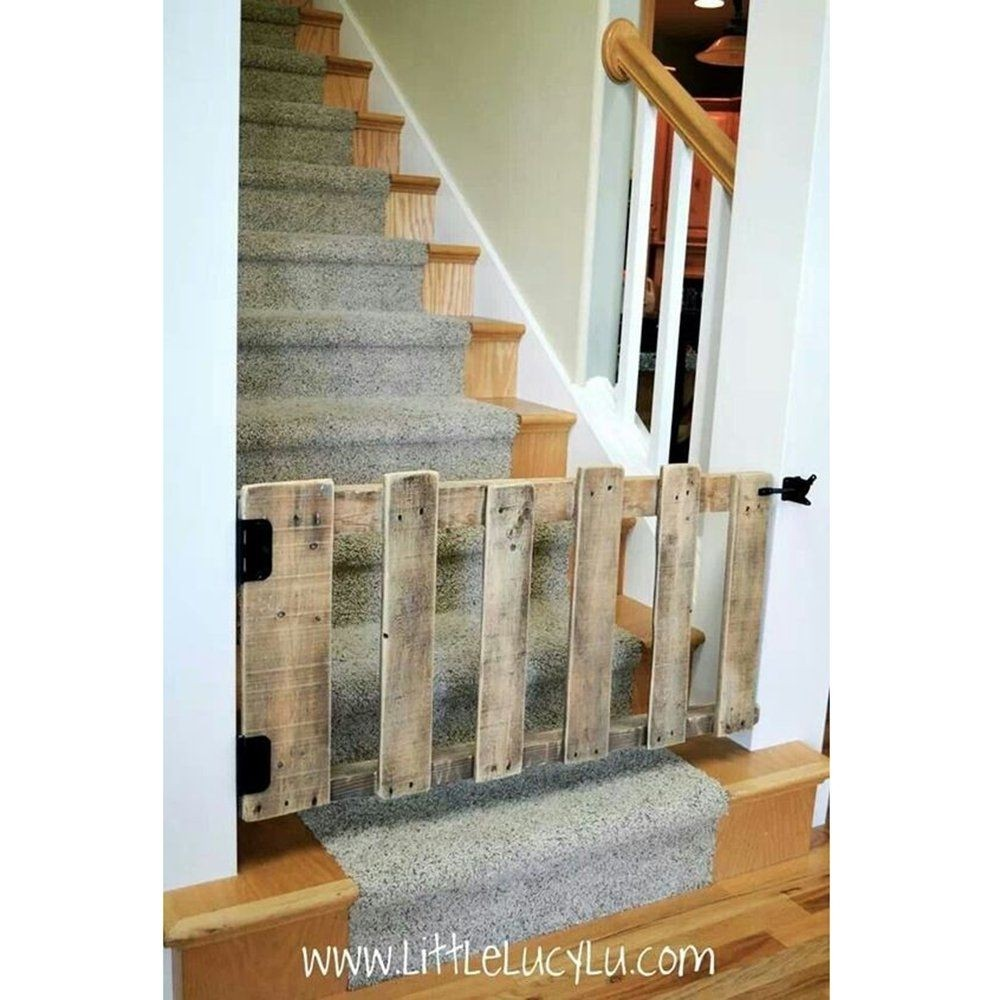 Exceptionnel Dog Stair Gate