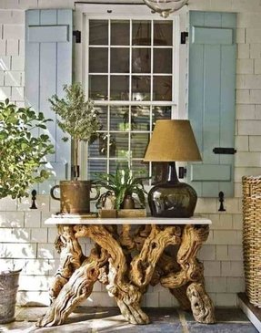 Driftwood side table 2