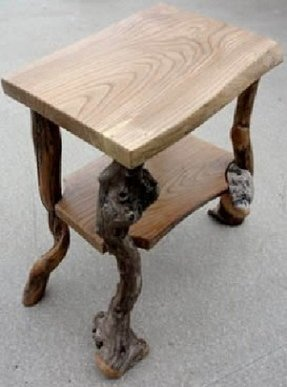 Driftwood Side Table Ideas On Foter