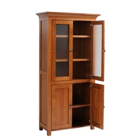 Glass Bookcases With Doors Foter